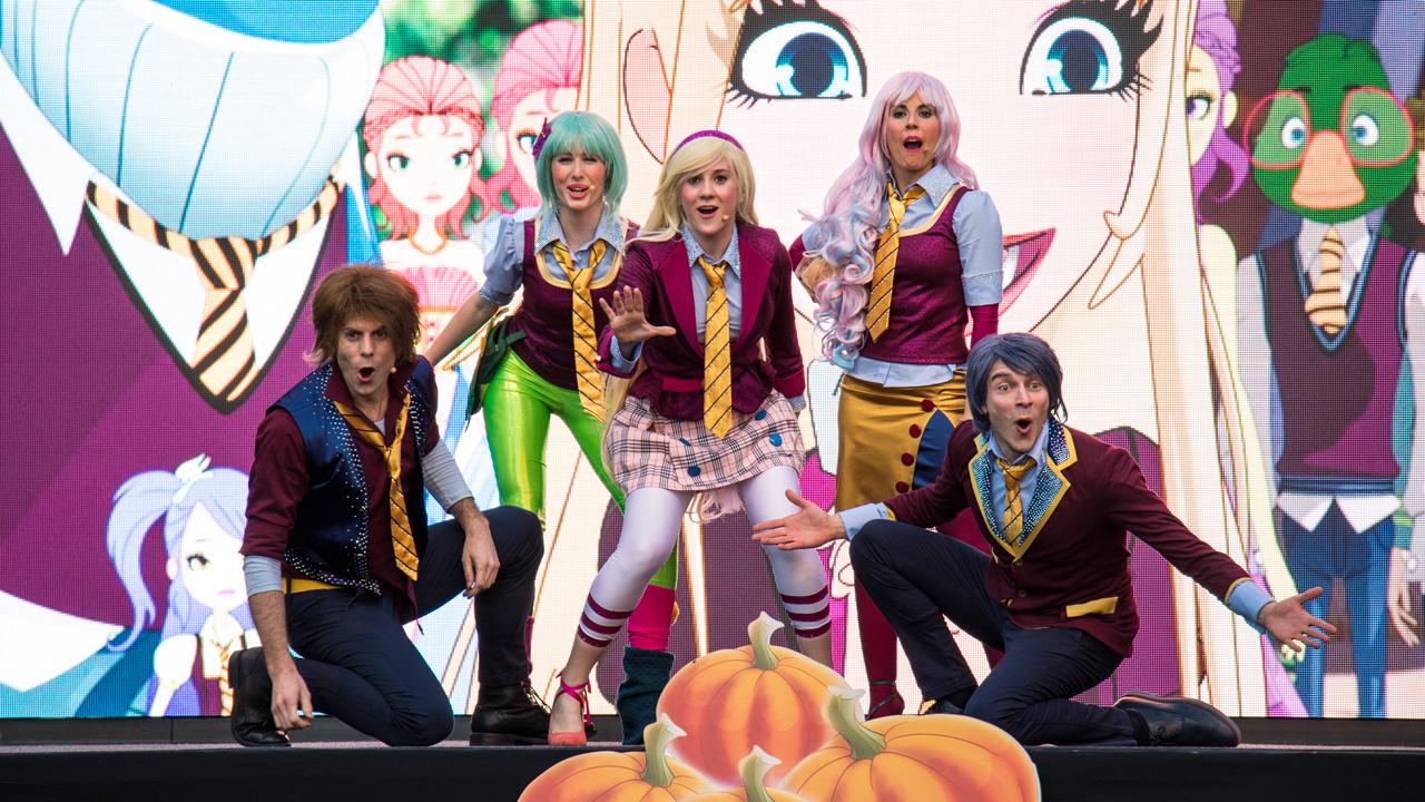 Regal Academy Fairytale Party Rainbow Spa