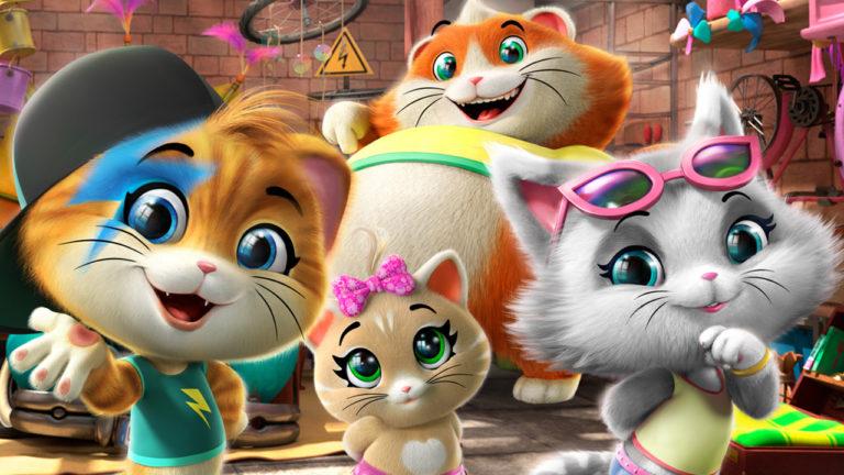 44 Cats Rainbow Spa